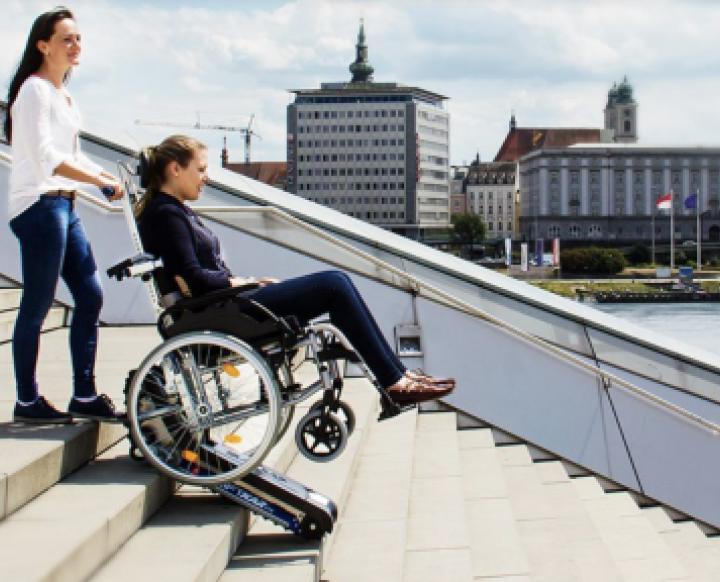 SANO Transportgeraete GmbH. Elisabeth Bierma