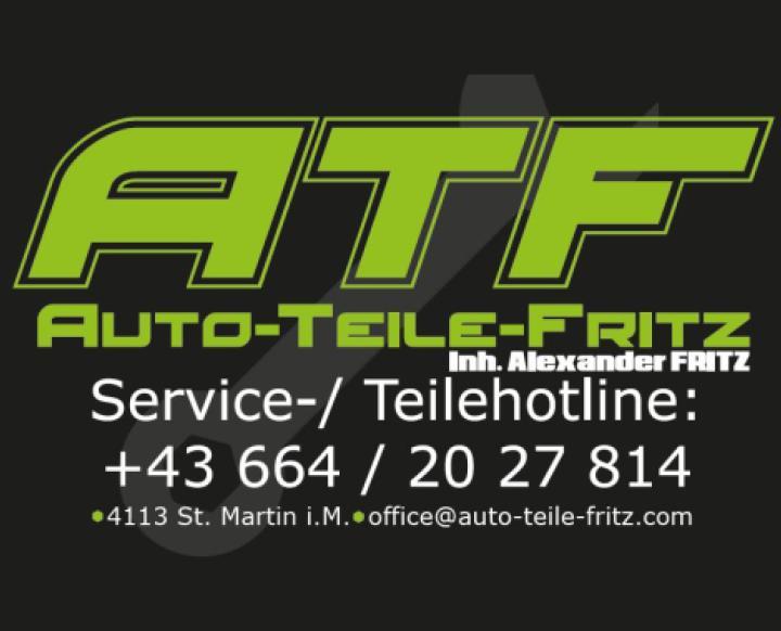 ATF Auto-Teile-Fritz Inh. Alexander Fritz. Alexander Fritz