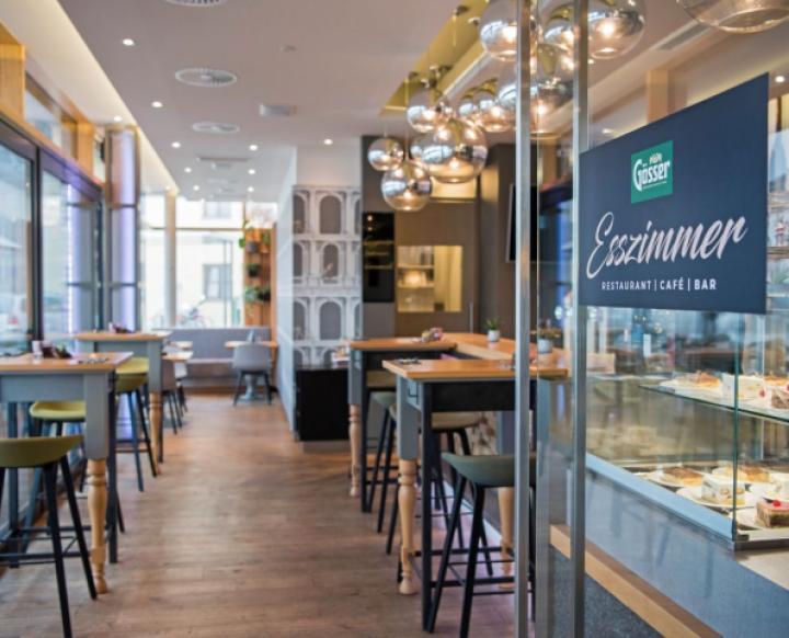 Esszimmer | Restaurant - Bar - Café. Mathias Tausch