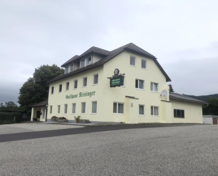 Gasthaus Reisinger. Mathias Tausch