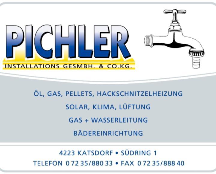 Pichler Installations GesmbH & Co KG. Hannes Pichler