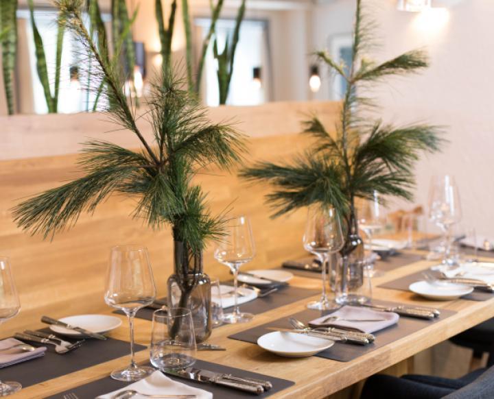 Restaurant Holzpoldl. Manuel Grabner. Manuel Grabner