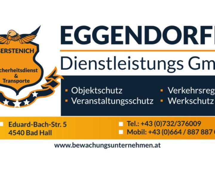 Eggendorfer Dienstleistungs GmbH. Christian Eggendorfer