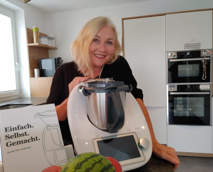 Thermomix - Beratung und  Verkauf. Monika Ratzenböck