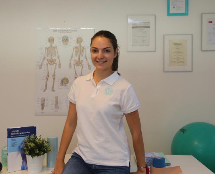 Physiotherapie Vera Pischulti. Vera Pischulti